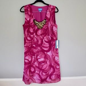 Simply Vera Sleeveless Dress NWT